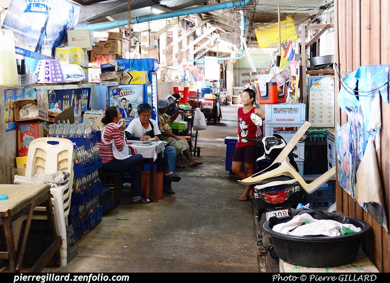 Pierre GILLARD: Bangkok - Vieille ville &emdash; 2016-514150