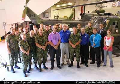 Pierre GILLARD: 2012-09-12 - Le Commandant Robert Piché à l'ÉNA &emdash; 2012-JVA-6421