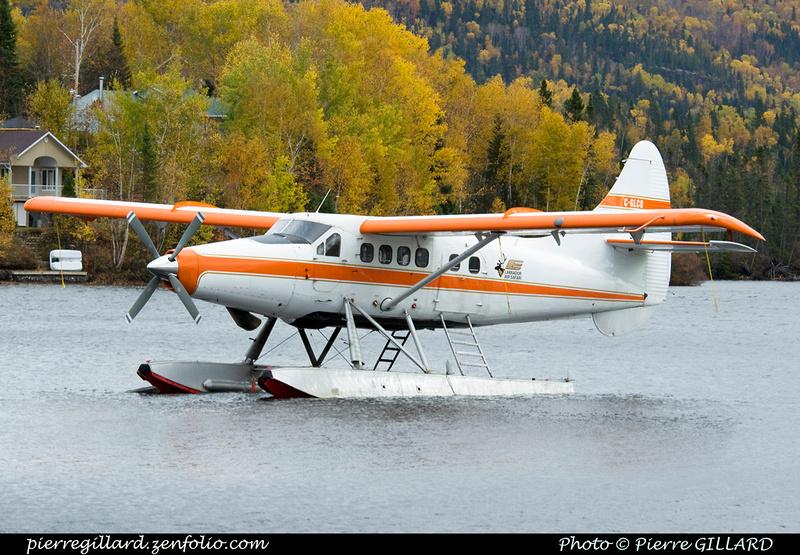 Pierre GILLARD: Air Saguenay &emdash; 2012-304030
