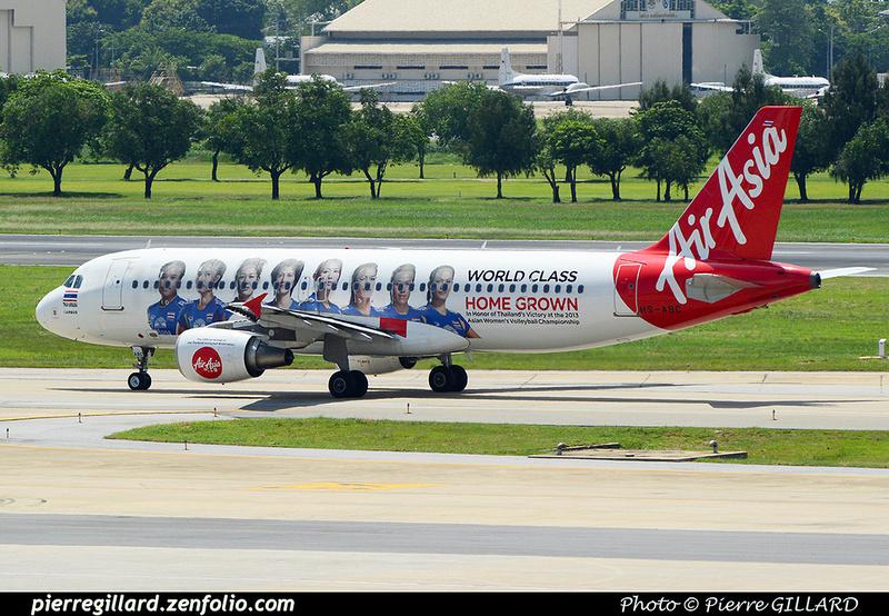 Pierre GILLARD: Air Asia &emdash; 2016-513398