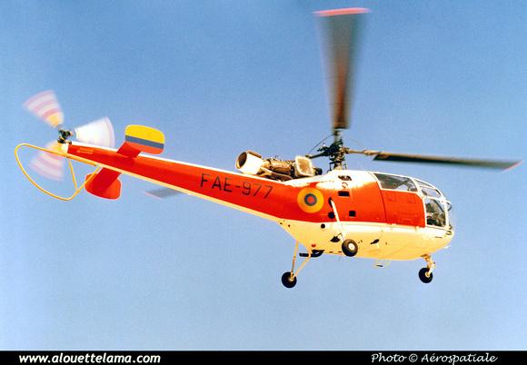 Pierre GILLARD: Ecuador - Air Force - Fuerza Aérea Ecuatoriana &emdash; 005347