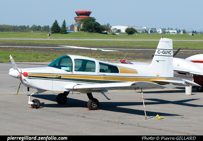 Pierre GILLARD: Private Aircraft - Avions privés : Canada &emdash; 2015-133531