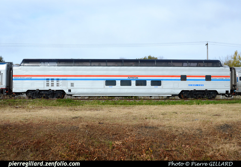 Pierre GILLARD: Etats-Unis d'Amérique : Amtrak &emdash; 2015-509680