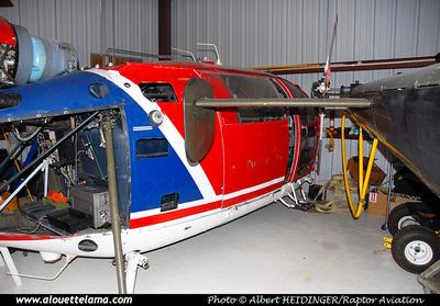 Pierre GILLARD: U.S.A. - Raptor Aviation &emdash; 008895