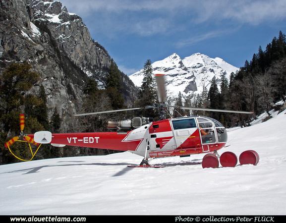 Pierre GILLARD: India - Himalayan Heli Services &emdash; 005303