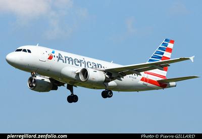 Pierre GILLARD: American Airlines & American Eagle &emdash; 2015-413133
