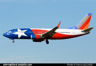 Pierre GILLARD: Southwest Airlines &emdash; 2015-413223