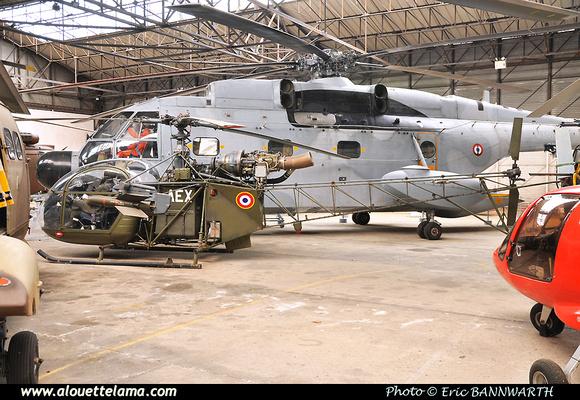 Pierre GILLARD: France - Musée de l'Aviation Légère de l'Armée de Terre et de l'hélicoptère &emdash; 005241