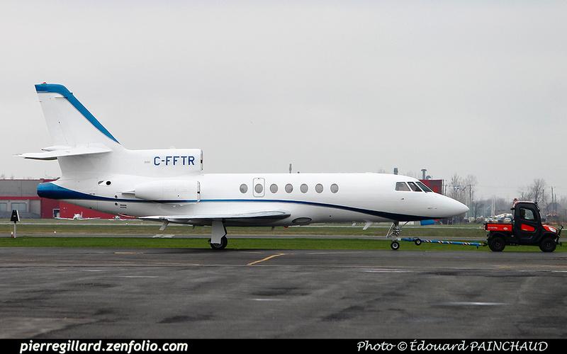 Pierre GILLARD: Chrono Aviation &emdash; 030125