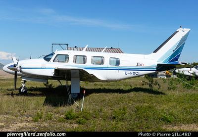 Pierre GILLARD: Private Aircraft - Avions privés : Canada &emdash; 2015-603475
