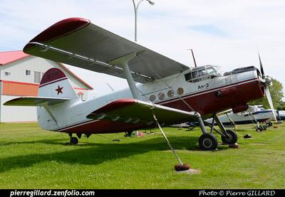 Pierre GILLARD: Antonov An-2 &emdash; 2015-603539