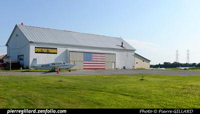 Pierre GILLARD: U.S.A. : W00 - Bowie Freeway Airport, MD &emdash; 2015-603786