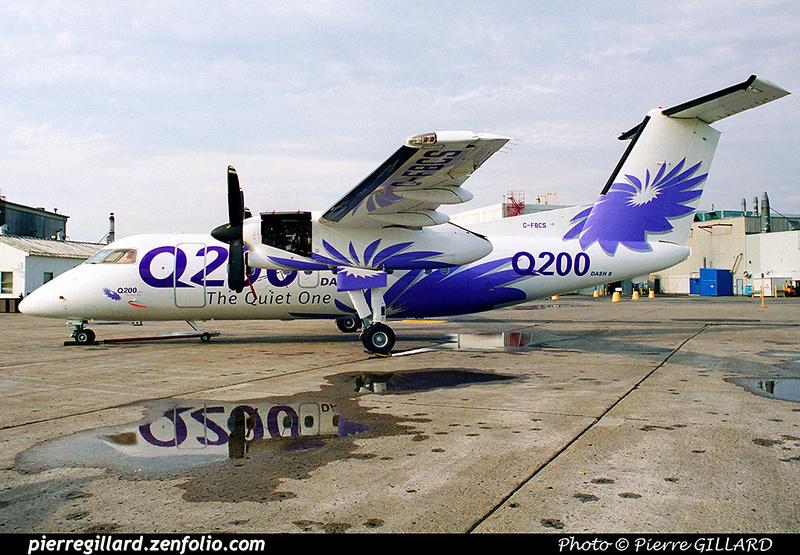 Pierre GILLARD: 2000-10-14 - Portes ouvertes chez Pratt & Whitney Canada à Saint-Hubert &emdash; 2000-049-1-02