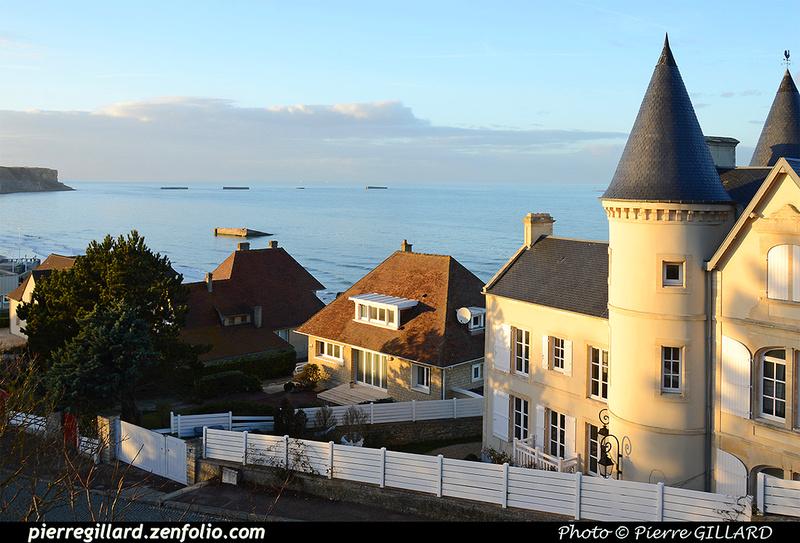 Pierre GILLARD: Arromanches-les-Bains &emdash; 2017-518941