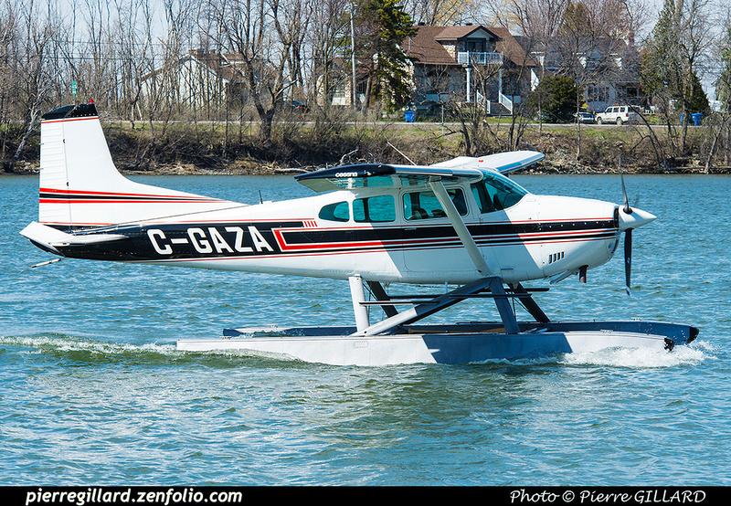 Pierre GILLARD: Private Aircraft - Avions privés : Canada &emdash; 2016-416241