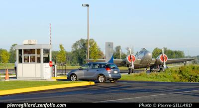 Pierre GILLARD: Beechcraft 18 CF-ZWY-X &emdash; 2015-414164