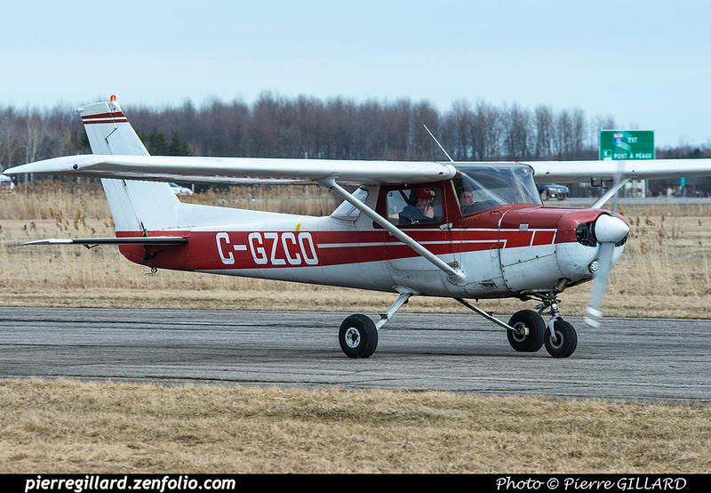 Pierre GILLARD: Laurentide Aviation &emdash; 2017-420119