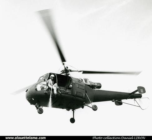 Pierre GILLARD: Prototypes : SE-3164 Alouette III Canon &emdash; 001488