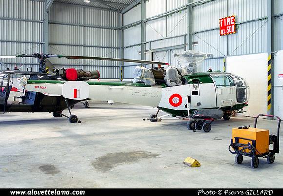 Pierre GILLARD: Malta - Armed Forces of Malta &emdash; 2000-032-5-33A