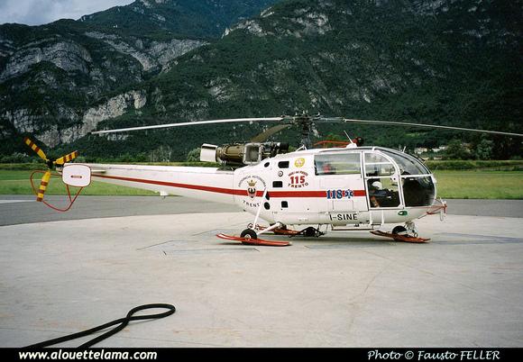 Pierre GILLARD: Italy - Provincia Autonoma di Trento &emdash; 005892