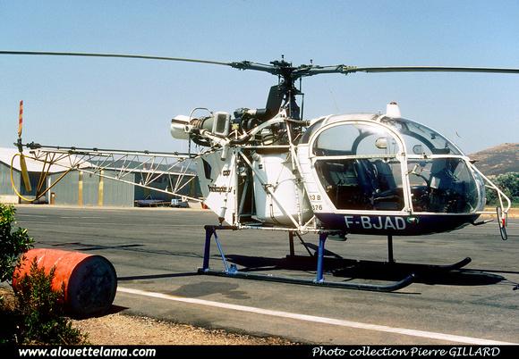 Pierre GILLARD: France - Corse Hélicoptères &emdash; 006120