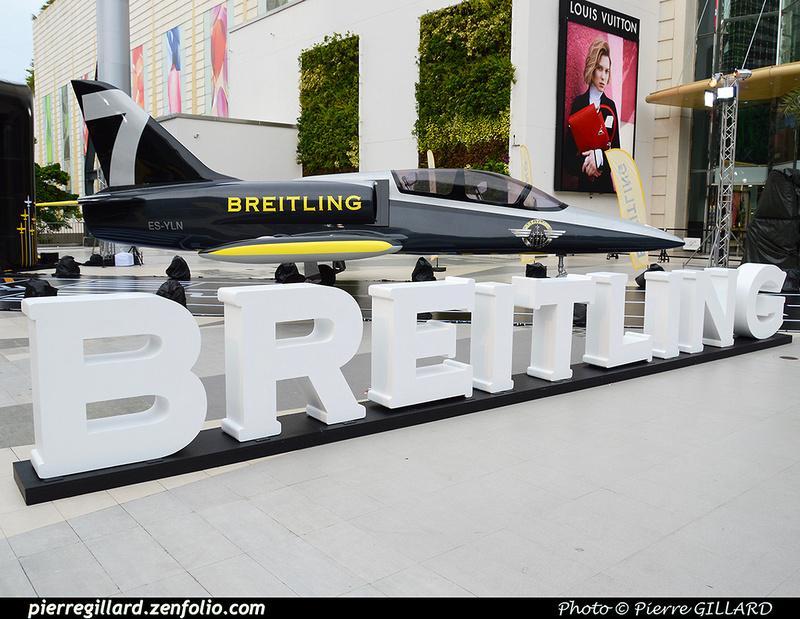 Pierre GILLARD: 2016-07-20 - Événement Breitling à Bangkok &emdash; 2016-514735