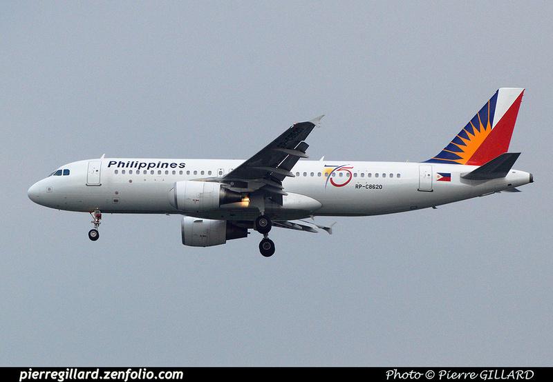 Pierre GILLARD: Philippines Airlines &emdash; 2016-516886