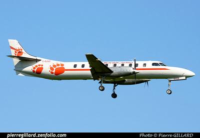 Pierre GILLARD: Bearskin Airlines &emdash; 2015-410507