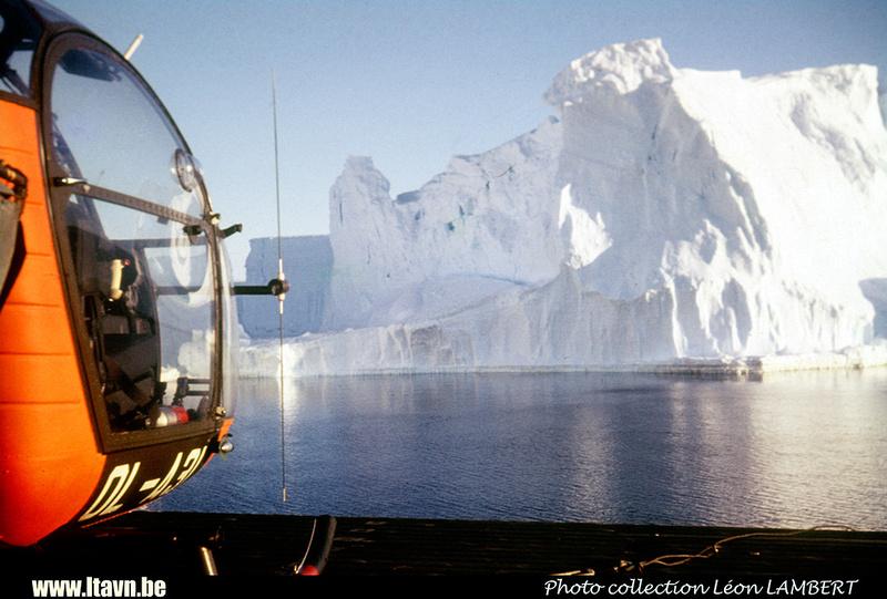 Pierre GILLARD: 1966-1967 - Expédition Antarctique &emdash; H0751