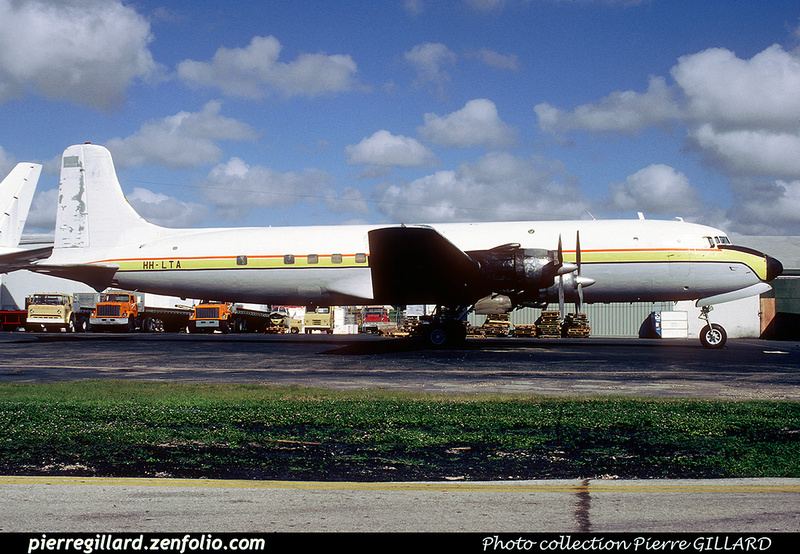 Pierre GILLARD: Haiti Air Freight &emdash; 020263