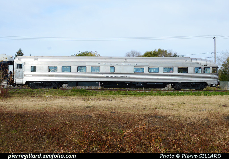 Pierre GILLARD: Etats-Unis d'Amérique : Amtrak &emdash; 2015-509685