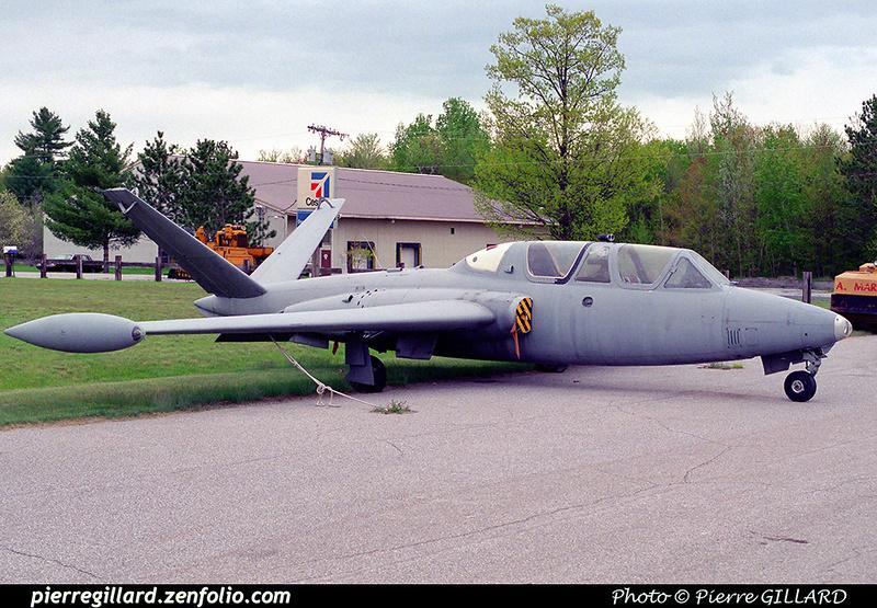 Pierre GILLARD: Vintage Jets - Anciens jets &emdash; 2000-012-2-11A