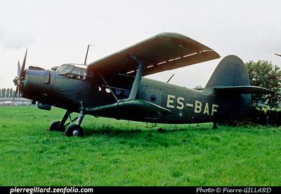 Pierre GILLARD: Antonov An-2 &emdash; 005982