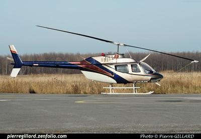 Pierre GILLARD: Canada - Hélicoptères privés - Private Helicopters &emdash; 2015-414744