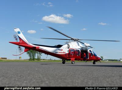 Pierre GILLARD: Canada - Airmedic &emdash; 2014-401447