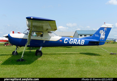 Pierre GILLARD: Private Aircraft - Avions privés : Canada &emdash; 2015-603581