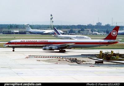 Pierre GILLARD: Air Canada &emdash; 005743