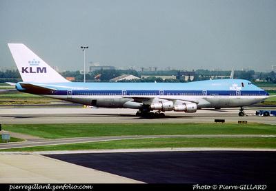 Pierre GILLARD: KLM &emdash; 005749