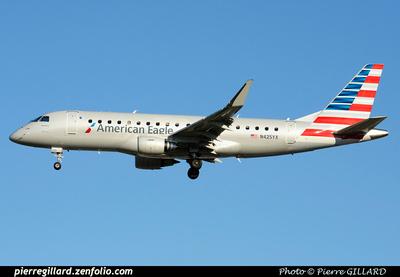 Pierre GILLARD: American Airlines & American Eagle &emdash; 2014-402634