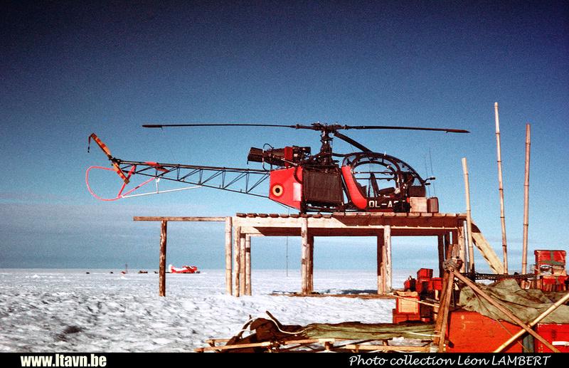 Pierre GILLARD: 1965-1966 - Expédition Antarctique &emdash; H0754