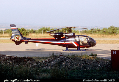 Pierre GILLARD: Slovenia - Private Helicopters - Hélicoptères privés &emdash; 007820