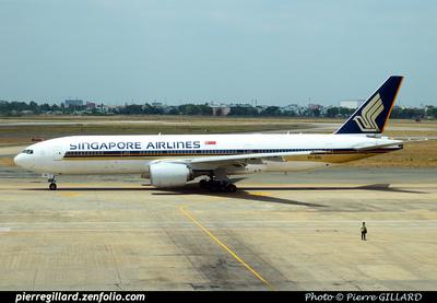Pierre GILLARD: Singapore Airlines &emdash; 2015-507563