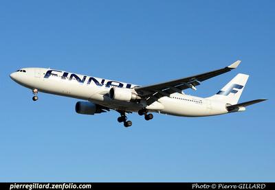 Pierre GILLARD: Finnair &emdash; 2014-402664