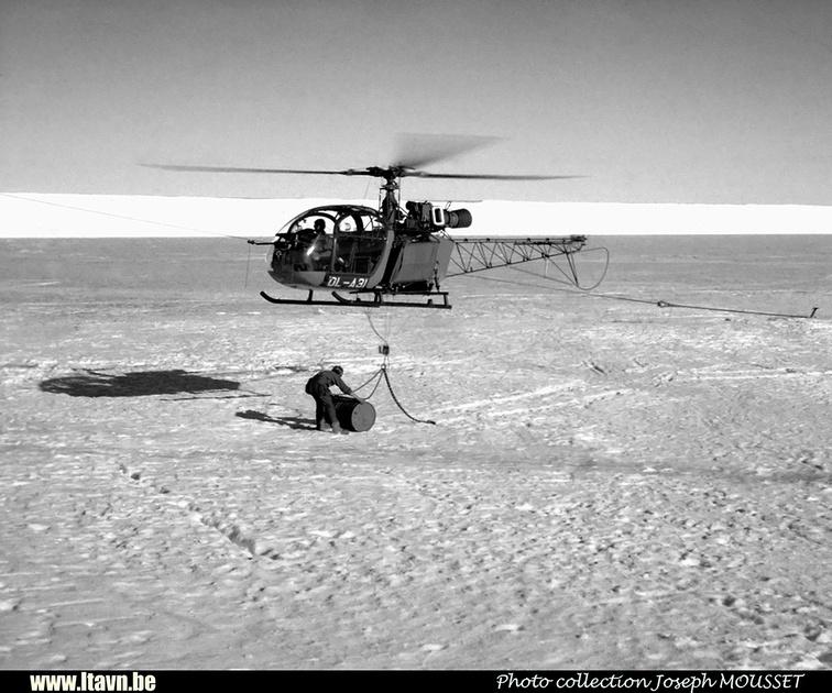 Pierre GILLARD: 1966-1967 - Expédition Antarctique &emdash; H0795