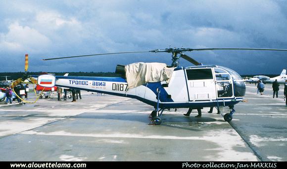 Pierre GILLARD: Russia - Tropos Avia &emdash; 005812