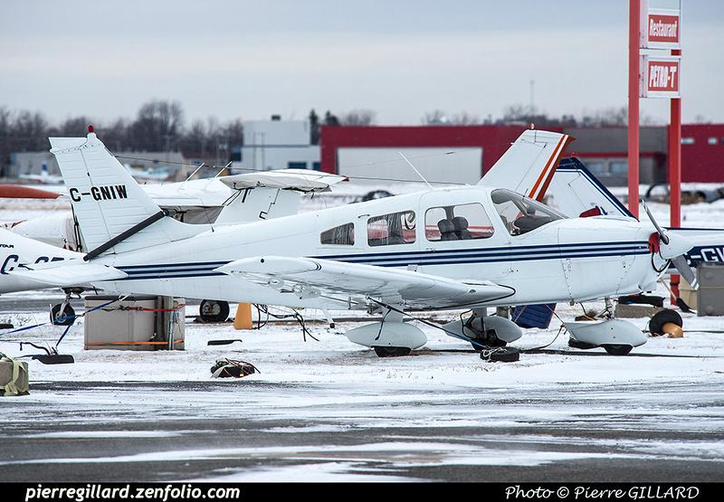 Pierre GILLARD: Private Aircraft - Avions privés : Canada &emdash; 2016-415377