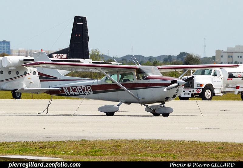 Pierre GILLARD: Private Aircraft - Avions privés : U.S.A. &emdash; 2016-510210