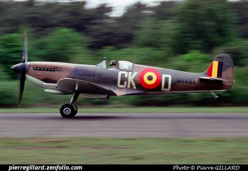 Pierre GILLARD: Supermarine Spitfire &emdash; 1991-0200