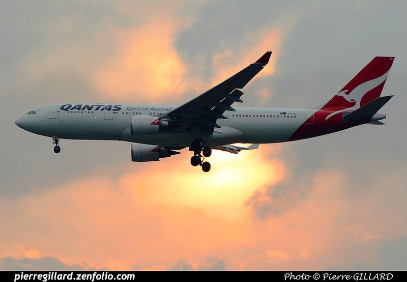 Pierre GILLARD: Qantas &emdash; 2016-516999