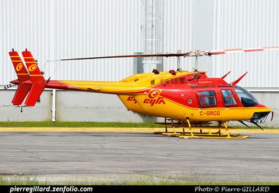 Pierre GILLARD: Canada - CQFA - Centre québécois de formation aéronautique &emdash; 2015-410967